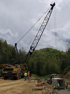 1993 American 7150 125 Ton Truck Crane Certified Just Came Off Project