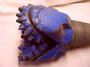 6 1 4 Mill Tooth Tricone Drill Bit