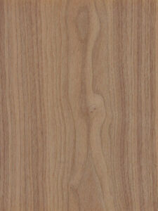 Walnut Wood Veneer Plain Sliced Paper Backer 2 X 8 24 X 96 Sheet