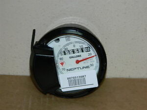 Neptune Register 1 1 2 2 Hpt Water Meter Accessory Gallons Auto