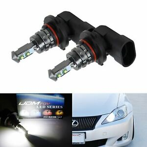 9005 Led Bulbs W Decoder Kit For Lexus Is Gs Es Ls Rx Lx High Beam Drl Lights