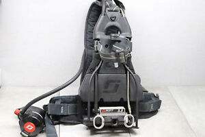 Scott Safety Air pak 5 5 Harness Scba X3 Cbrn Breathing Apparatus Pack 5500 Psi