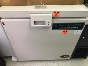 New Brunswick Scientific Innova Ultra low Temperature Freezer