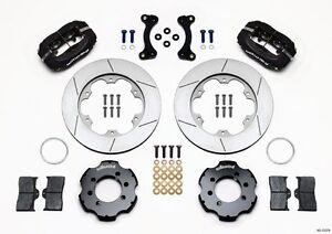 1989 2005 Mazda Miata Mx 5 Wilwood Dynalite Front Big Brake Kit Miata scca