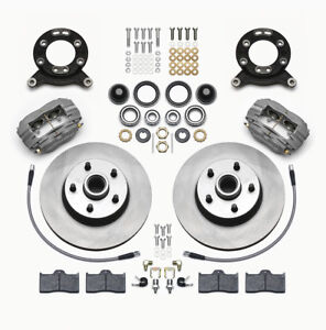 Wilwood Classic Series Dynalite Front Brake Kit Fits Ford Falcon Mustang Cougar