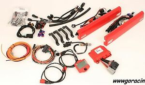 Msd Atomic Ls Efi Fuel Injection Systems Fits 4 8 5 3 6 0 Ls Based Engines