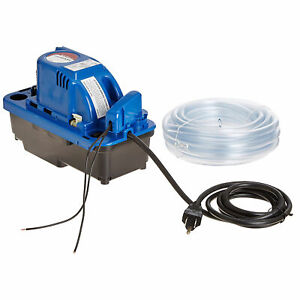 Little Giant Vcmx 20ulst Nxtgen High capacity Condensate Removal Pump W tubing