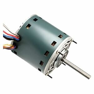 Direct Drive Furnace Blower Motor 1 3hp 1075 Rpm 3 Spd 115v 323p448 Fdl1036 Dl10
