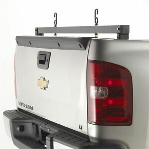 Backrack 11519 Truck Bed Rear Bar For 2007 2013 Chevy Silverado Gmc Sierra