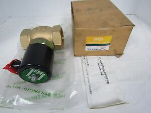 Ncd Electric Co ltd Solenoid Valve Psw 40 215 220v