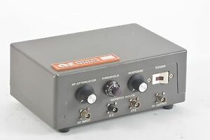 Amplifier Research 777 Leveling Preamplifier 0 01 Watts 10 Khz 220 Mhz