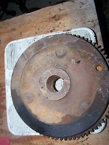 John Deere 620 630 Pony Motor Fly Wheel R617r