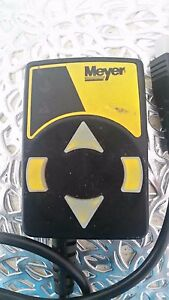 Meyer Snow Plow Touch Pad Controller 22154 6 Pin