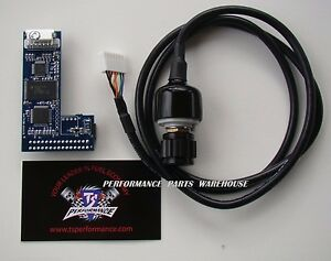 Ts Performance 6 position Chip 95 97 F250 350 7 3l Automatic Trans 140hp