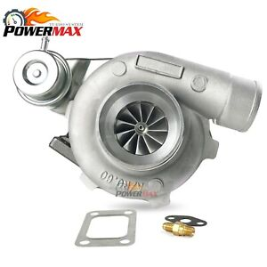 Gt28 Gtx2860r Dual Ball Bearing Billet Compressor Wheel Turbo T25 0 64 Ar