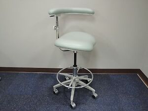 Dental Medical Stool Assistant s Tpc Advanced Technologies Model Mirage