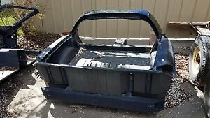 1997 2004 C5 Corvette Rear Frame Clip Body Tub With Suspension Mounting Points