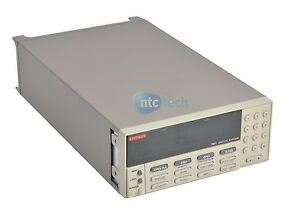 Keithley 7001 Switch System Working See Details