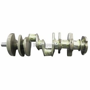 Cxracing Crankshaft 4 000 Stroke 4340 Forged Steel For Sb Chevy 350