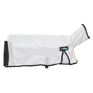 Weaver Livestock Procool Goat Blanket With Uv Protection Small White