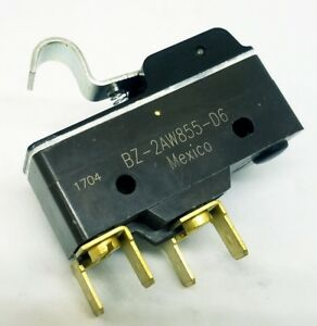 1pcs Bz 2aw855 d6 Micro Switch Honeywell Switch Snap Action Dpst 15a 125