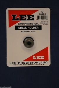 LEE Hand Priming Tool Shell Holder #2 New in Package #90202