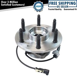 Front Driver Or Passenger Wheel Bearing Hub Assembly For Cadillac Chevy Gmc