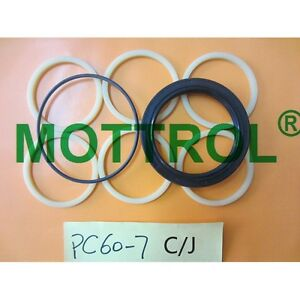 Pc60 7 Center Joint Seal Kit Fits Komatsu Excavator new free Shipping
