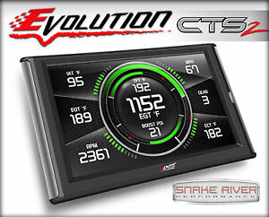 Edge Evolution Cts 2 Tuner For 01 16 Chevy Gmc Duramax Diesel 6 6l 2500hd 3500hd