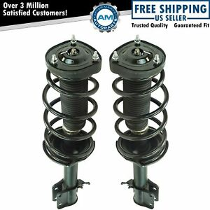 Rear Loaded Quick Complete Strut Spring Assembly Pair 2pc For Forester New
