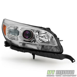 2013 2014 2015 Chevy Malibu Lt Ltz Projector Headlight Headlamp Passenger Side