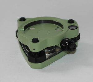 Green Topcon Replacement Tribrach With Optical Plummet For Topcon sokkia pentax