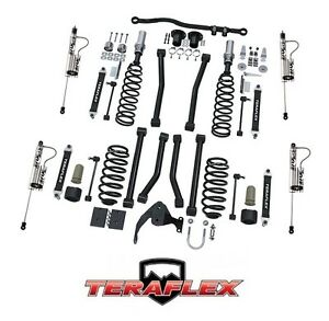 Teraflex 3 Sport S T3 Lift Kit W Fox Shocks For 07 18 Jeep Wrangler Jk 2 Door