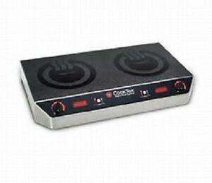 Cook tek Mc2502s Countertop Commercial Induction Cooktop 200 240v 1ph Each