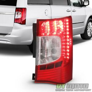2011 2016 Chrysler Town Country Led Tail Light Lamp Replacement Passenger Side