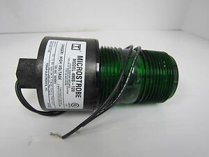 Tomar Electronics Microstrobe 490s 120 Green Safety Light