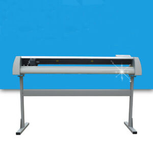 4 Feet 53 Cutting Plotter Vinyl Cutter Best Value Gjd 1360 Cutting Plotter