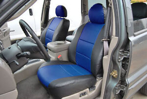 Jeep Grand Cherokee 1993 1998 Iggee S Leather Custom Fit Seat Cover 13colors