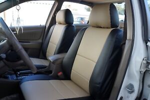Honda Accord 2003 2012 Iggee S Leather Custom Fit Seat Cover 13colors Available