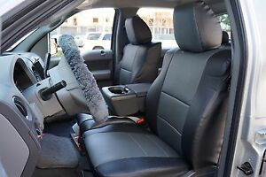 Ford F 150 2004 2008 Iggee S Leather Custom Fit Seat Cover 13colors Available