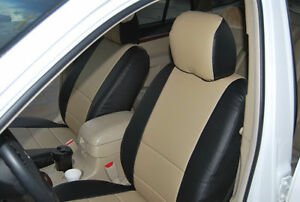 Mazda Protege 1994 1997 Iggee S leather Custom Seat Cover 13 Colors Available