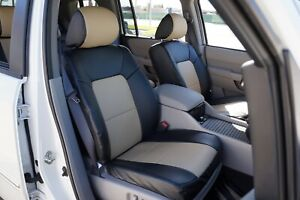 Honda Element 2003 2012 Iggee S Leather Custom Fit Seat Cover 13colors Available
