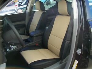 Ford Expedition 2007 2014 Iggee S leather Custom Seat Cover 13colors Available