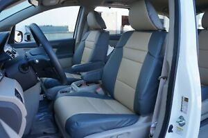 Honda Odyssey 2003 2016 Iggee S Leather Custom Fit Seat Cover 13colors Available