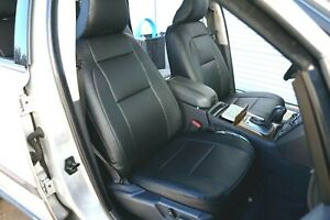 Volvo Xc 90 2003 2014 Iggee S leather Custom Fit Seat Cover 13 Colors Available