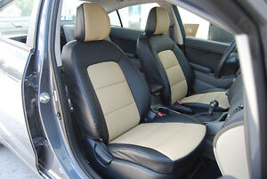 Kia Forte 2010 2017 Iggee S Leather Custom Seat Cover For 13 Colors Available