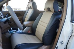 Honda Ridgeline 2006 2012 Iggee S leather Custom Seat Cover 13colors Available