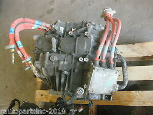 02 Toyota Prius Transmission Complete Transaxle Motor Assembly Generator 01 03