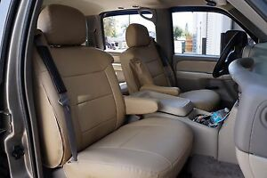 Chevy Avalanche 2002 2006 Iggee S Leather Custom Seat Cover 13 Colors Available