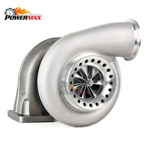 S400sx4 S480 80mm Billet Compressor Wheel T6 Twin Scroll 1 32 A r Turbo Charger